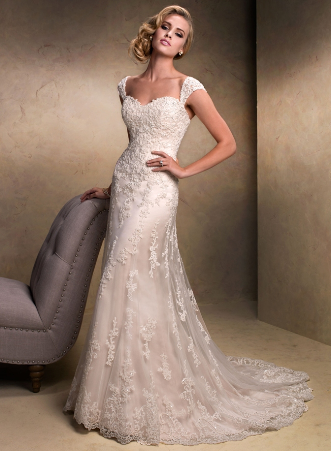 What Are The Types Of Wedding Dresses 36